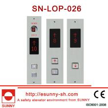 Painel de exibição para elevador (SN-LOP-026)