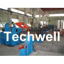 0.3 - 3.0 * 1600mm High Speed Slitting Machine To Slit Various Metal Coils, Small Strips