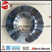 ASME B16.5 carbono forjado acero Socket soldadura bridas