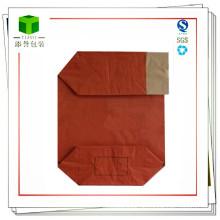 Kundenspezifische Quarzpulver Kraftpapier-Taschenbeutel
