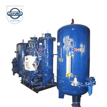 Pureza industrial alta 97% ~ preço do gerador do nitrogênio de 99.9995% PSA