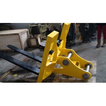 TAKEUCHI lift fork, pallet fork for excavator