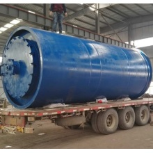 oil sludge pyrolysis to energy project