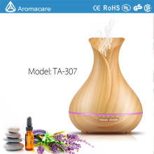 Aromacare Aroma Difusor de Aroma Essencial Humidifer 400ml Cool Mist