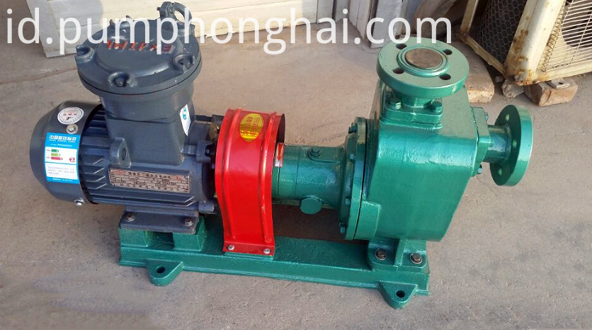 priming oil pump