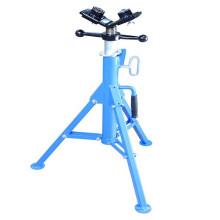 1107A soporte del tubo de la cabeza de la bola ajustable / soporte del rodillo de tubo