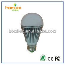 New desigh a60 led bulb 5w aluminum