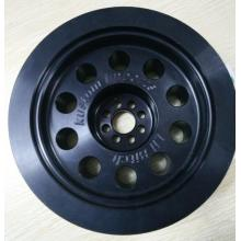 7075 aluminum transmission pulley for machinery