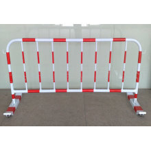 PVC Coated Moblie Barrier