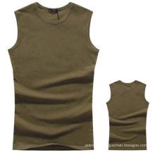 Plain Custom Mens Gym Tank Top