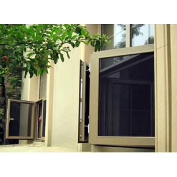 Acero inoxidable ventana de seguridad de malla de pantalla (anti-robo, anti bala)