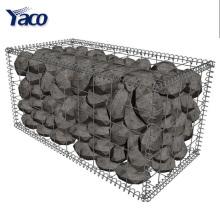 проволочные клетки-рок подпорной стенки коробки gabion цены и габионов камень стоимость