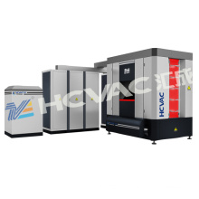 Vacuum Glass Titanium Coating Machine/PVD Vacuum Plating System for Glass