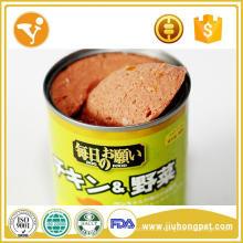 Tipos de produtos de alimentos enlatados Atacado Treats para cães