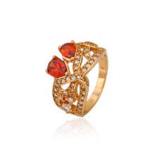 Xuping Luxury Synthetic CZ Ring