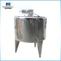 100L 200L 300L Rostfreie Milch, Saft-Stapel-Pasteurisiermaschine zum Verkauf