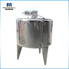 Máquina pequena da pasteurização do leite de 50L 100L 200L para a venda