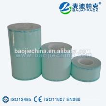 Rollo de esterilización transparente de nylon