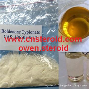 Le muscle de bodybuilding de poudre de Boldenone Cypionate complète la source équilibrée