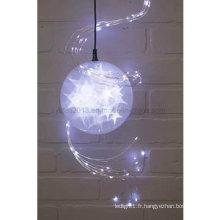 2016 nouvelle conception de la Chine personnalisé bon marché à piles fil de cuivre LED String Light