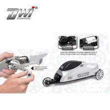 DIY assembled hand-crank children's intellectual toys experimental power generation set science teaching aid toy car