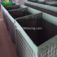 Hot Sale  Gabion Hesco barrier Bastion Wall