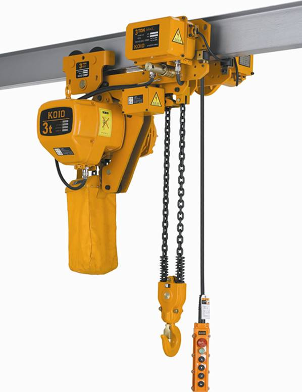electric chain fall hoist