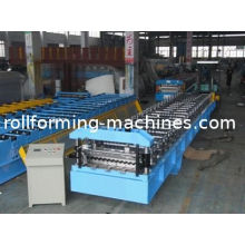 Trapezoidal Sheet Roof Roll Forming Machine, Corrugated Sheets Roll Forming Machinery