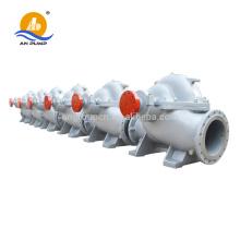 Pompe d'entrée à double extrémité hydraulique à enveloppe fendue centrifuge