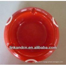 Cendrier en céramique rond rouge Haonai 2014 à vendre