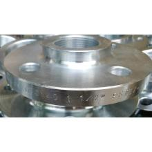 Pipe Flange EN1092-1 Type 13 Threaded Flanges