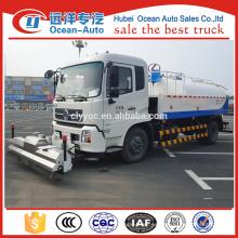 Dongfeng Kingrun 8CBM camión de limpieza de carreteras para la venta