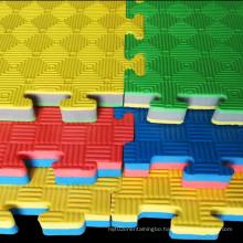 high quality 25mm EVA foam material arts tatami mat made in China