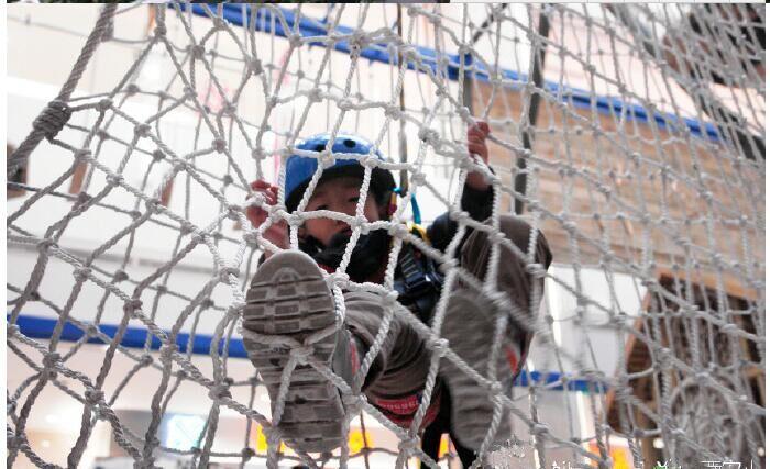 climbing net 3