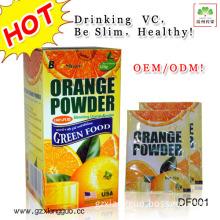 Slim Fast Orange Powder