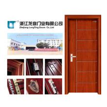 Porta de madeira interior para quarto (LTS-107)