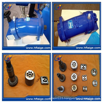 Variable Speed Setting Hydraulic Motor