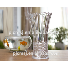 wholesale wedding favor crystal glass vase for table centerpieces