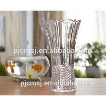 atacado vaso de vidro de cristal do favor do casamento para centros de mesa