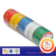 PVC Material and Single Sided Adhesive PVC Insulation Tape
