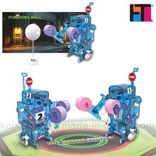 Boxing Battle Robot DIY Battery Operated Robot Kit Toys (10275276)