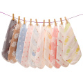 4-Pack Baby-Boy ou Girl Unisex Washcloths
