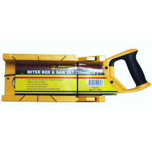 Mitre Box & Tenon Saw Set Gardening/Hand Tools