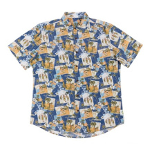 Men's Shirts Beach Hawaii
