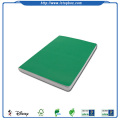 PU Leather School Work Notebook Printing