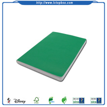 PU Leather School Work Notebook afdrukken