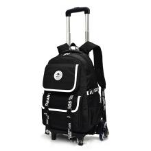 Multi-Function Waterproof Outdoor Trolley School Bag
