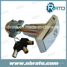 Stainless Steel Vending Machine T Handle Cam Lock
