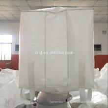 Bulto a granel de 1000kg para urea, Bolsas deflectoras / Q-Bags / Forma bolsas estables