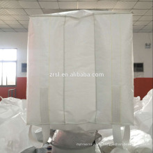 1000kg Baffle bulk bag for urea, Baffle Bags/Q-Bags/ Form stable bags